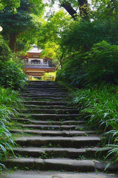 浄智寺 image