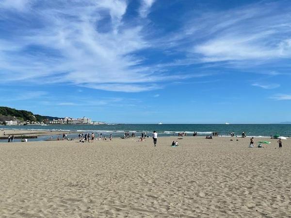 由比ヶ浜海岸 image