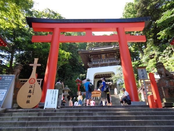 江島神社 image