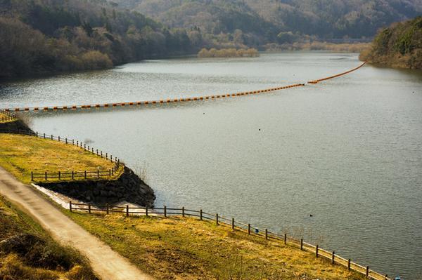 土師ダム(八千代湖) image