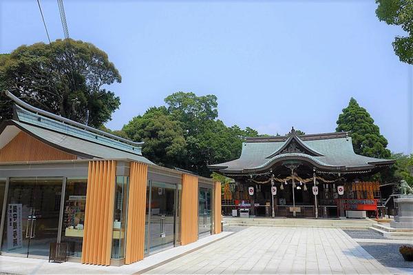 琴崎八幡宮 image