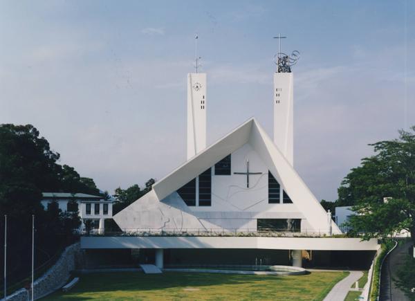 山口沙勿略纪念教堂 image