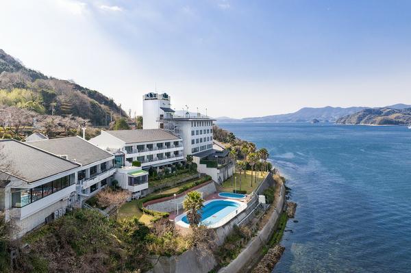 스오 오시마 온천 호텔 다이칸소 image