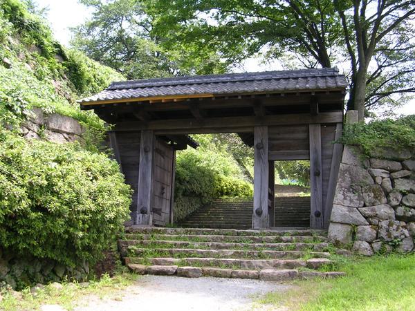 鳥取城跡 image
