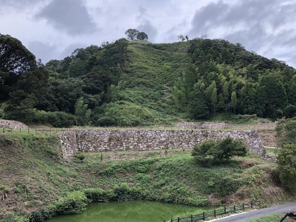 月山富田城跡 image