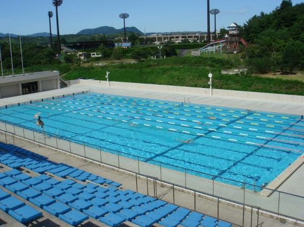 島根県立水泳プール image