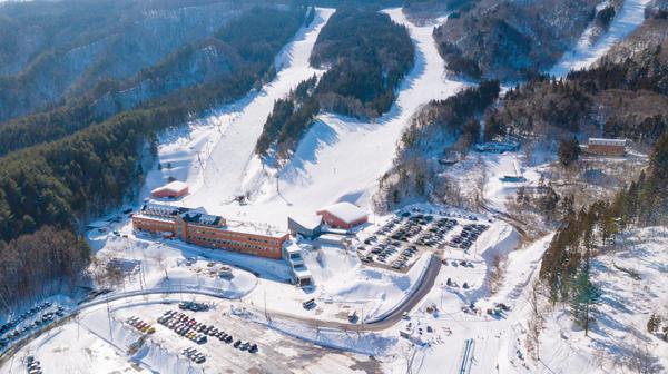 ノルン水上スキー場 image