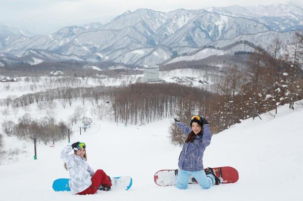 水上高原スキーリゾート image