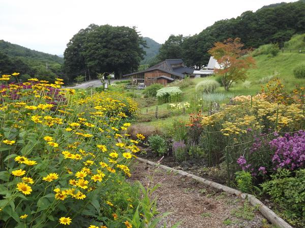 中之条 山の上庭園 image