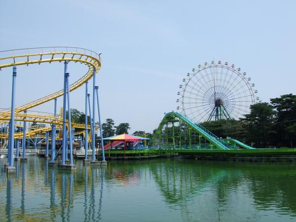 伊勢崎市華蔵寺公園遊園地 image