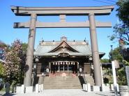 雷電神社 image