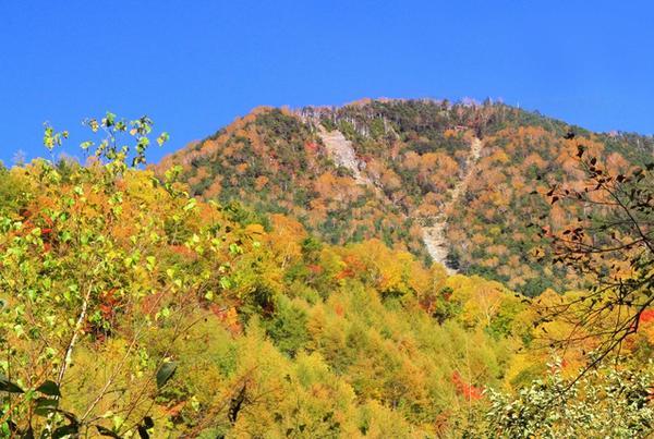 皇海山 image