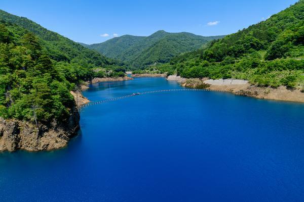 시마가와 댐 image