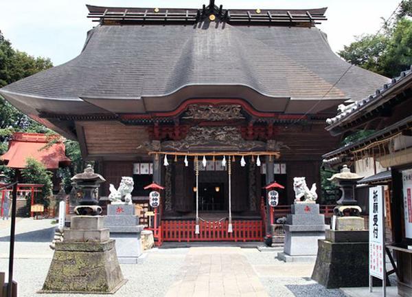 産泰神社 image