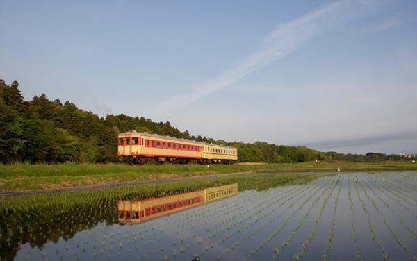 히타치나카 해변 철도 image