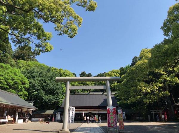 常磐神社 image