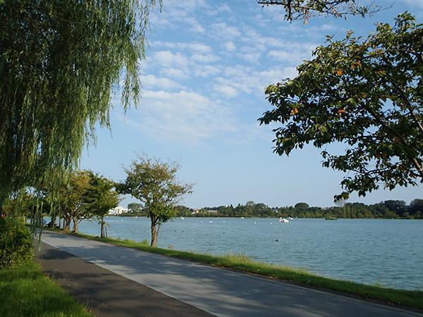 千波公園 image