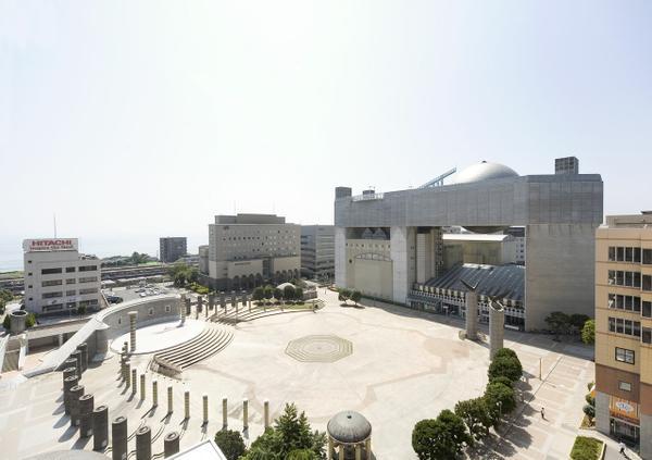 日立シビックセンター科学館サクリエ・天球劇場 image