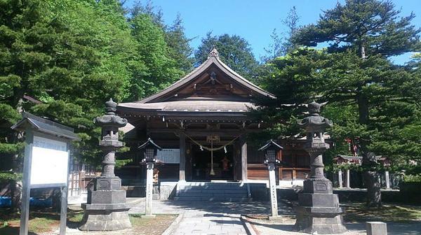那須温泉神社 image