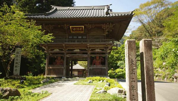 出流山満願寺 image