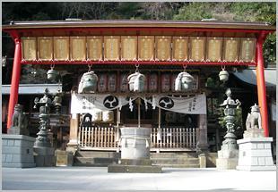太平山神社 image