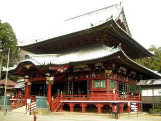 鹿野山神野寺 image