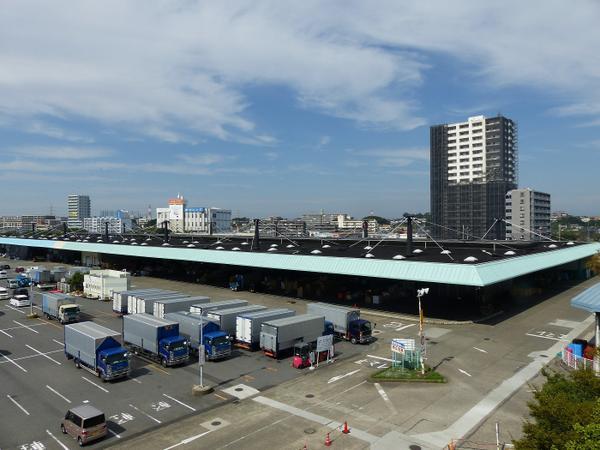 ตลาดเมืองฮูนาบาชิ image