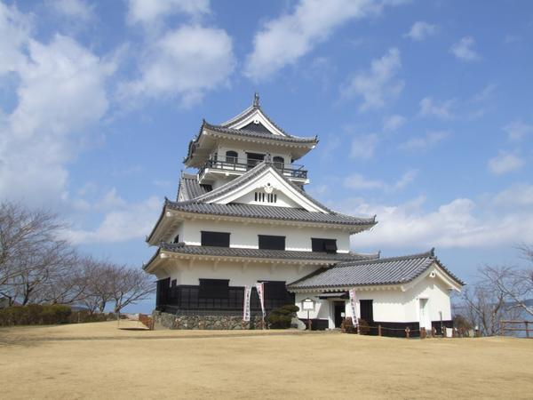 館山城(八犬傳博物館) image