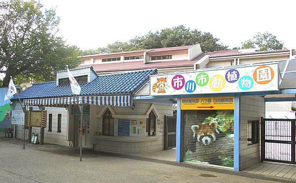 市川市動植物園 image