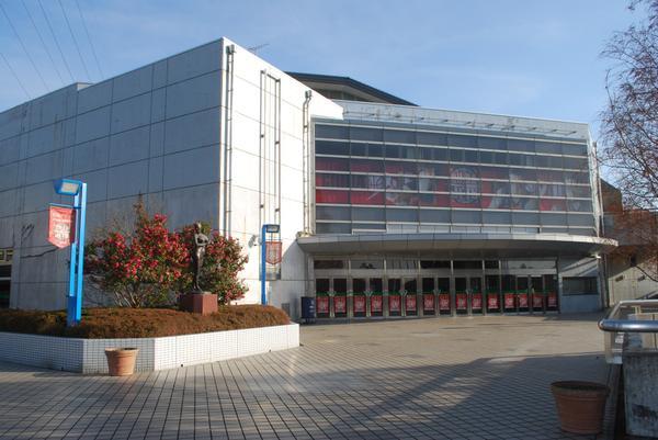 船橋市総合体育館(船橋アリーナ) image
