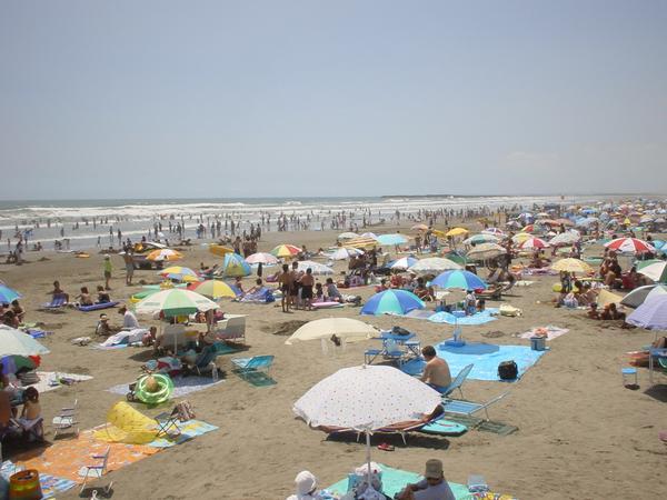 本須賀海水浴場 image