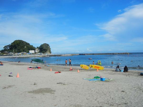 Okitsu Beach image1