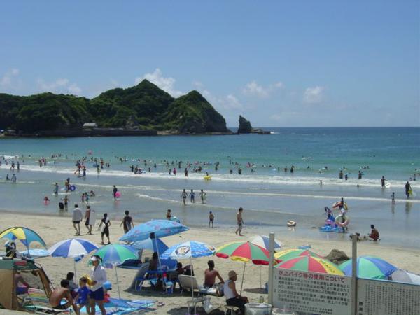 Okitsu Beach image2