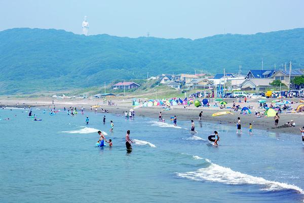 新舞子海水浴場 image