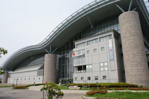 バルドラール浦安アリーナ(浦安市運動公園 総合体育館・屋内水泳プール) image