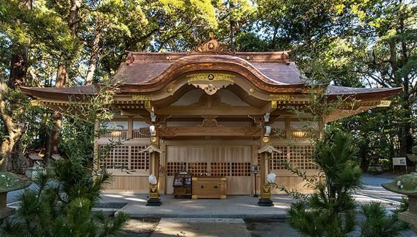 麻賀多神社 image