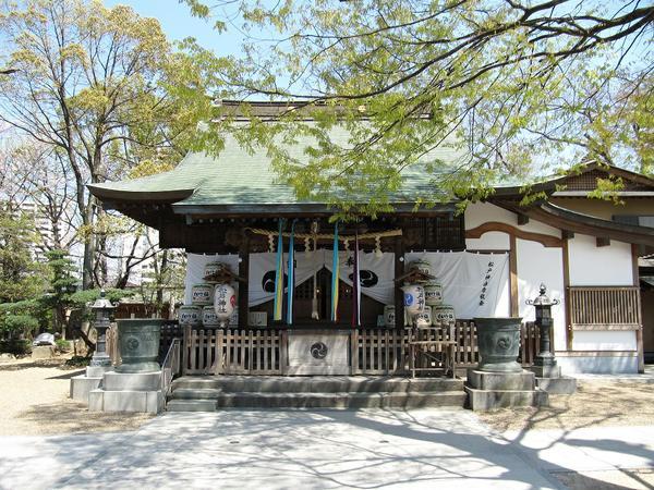 松戸神社 image