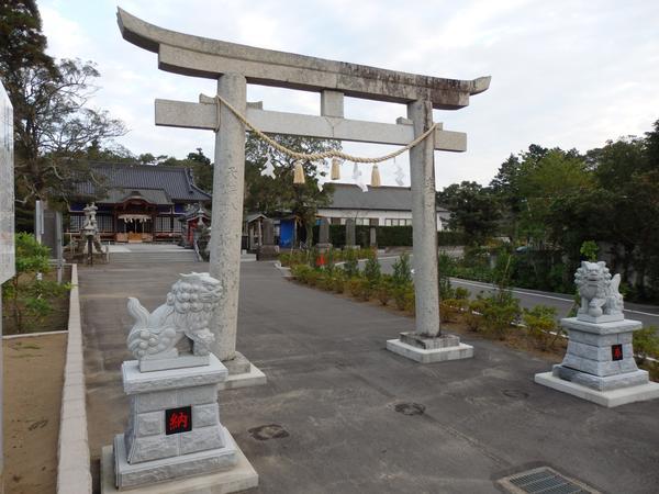白子神社 image