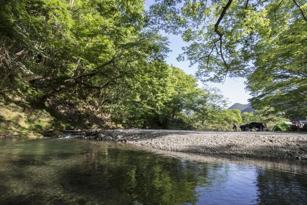 古民家ファミリービレッジ キャンプ/バーベキュー場 image