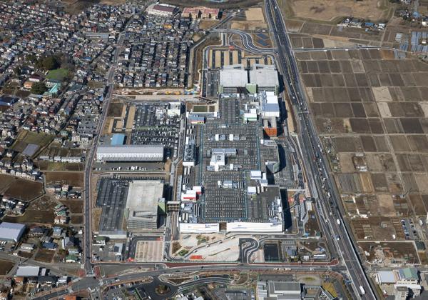 Mitsui Shopping Park LaLaport Fujimi