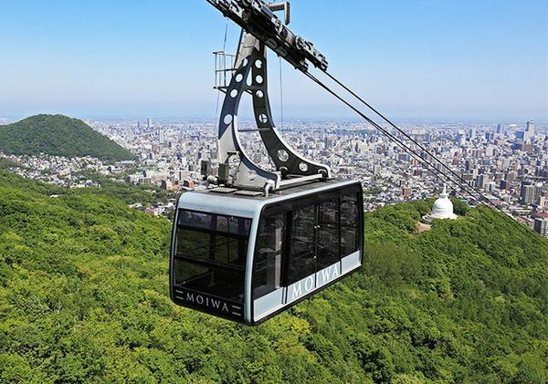 札幌もいわ山ロープウェイ(藻岩山山頂展望台) image