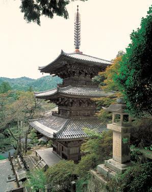 法華山一乗寺 image