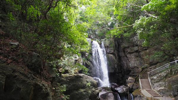 鮎屋の滝 image