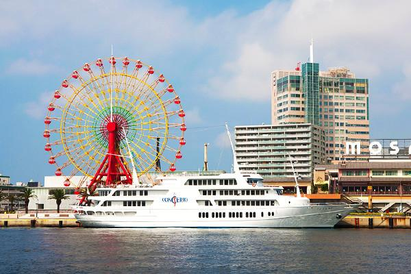 神戸船の旅 コンチェルト image