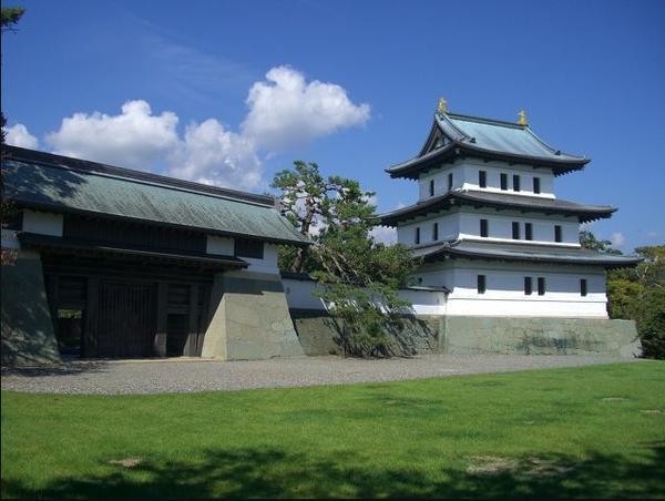 松前城資料館 image