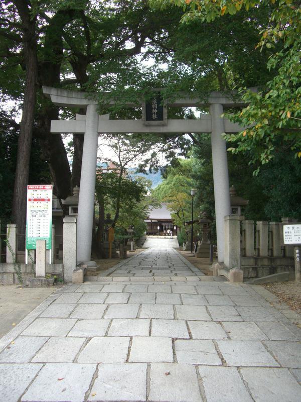 弓弦羽神社 image