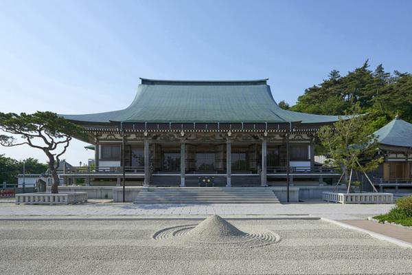 大本山 摩耶山天上寺 image