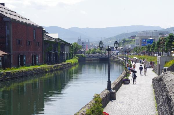 小樽運河 image