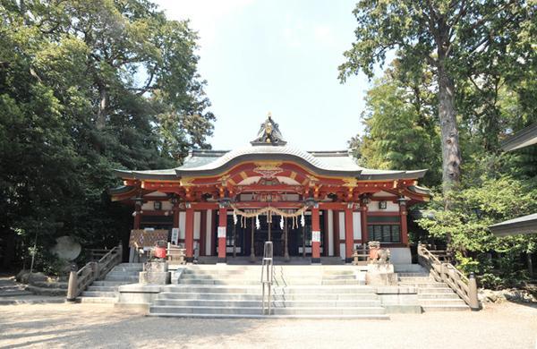 越木岩神社 image