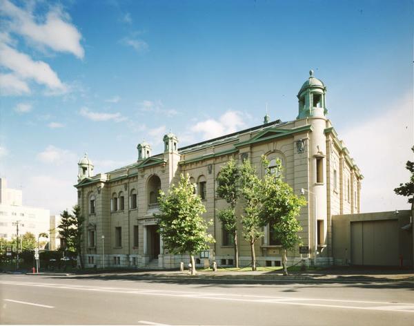 日本銀行舊小樽分行金融資料館 image